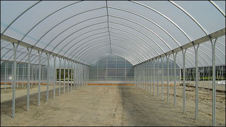 greenhouse growing for black out systems gutter house