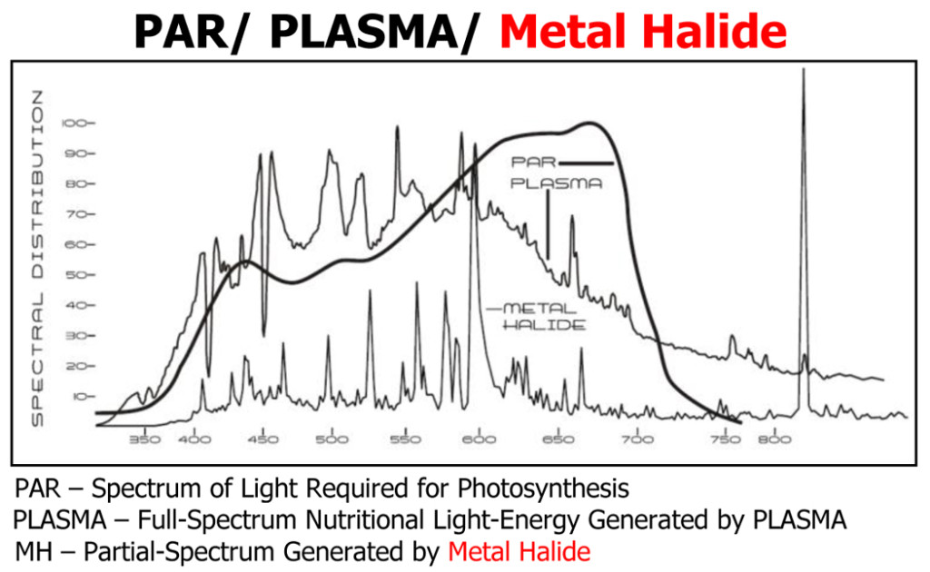 hydroponics plasma lighting mh compare
