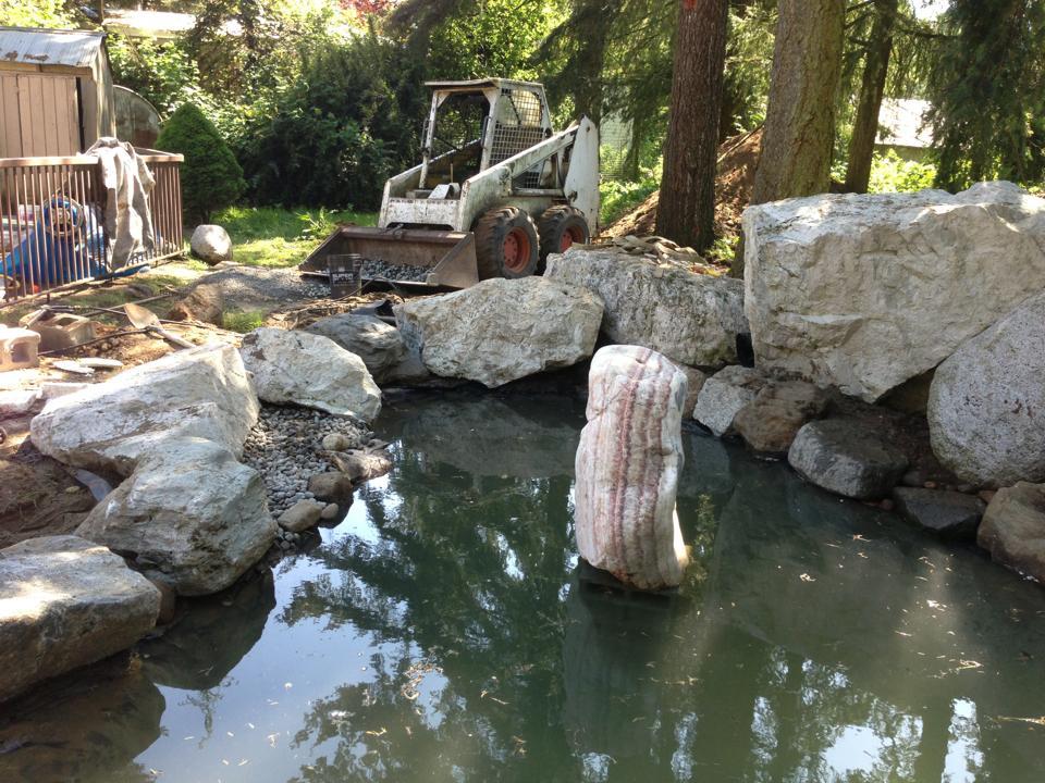 Pond Care BC - GROZINEGROZINE