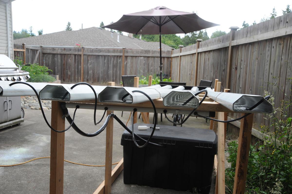 nft backyard hydroponics food production grozinegrozine