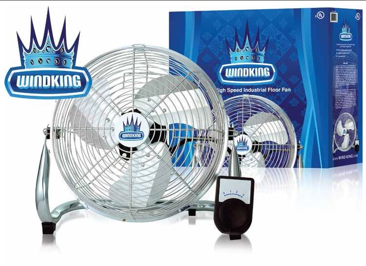 Windking air fans review grozinegrozine for Air circulation in a room