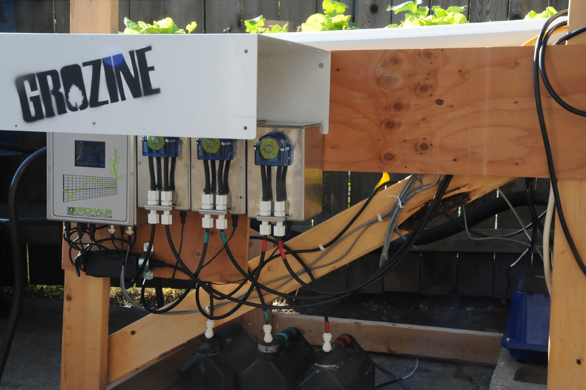 Hydroponics Automation Grohaus Doser Pumps Grozinegrozine