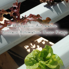 Hydroponics Automation Grohaus Doser Pumps