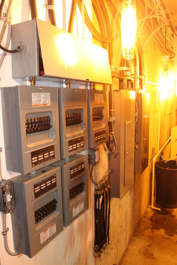 commercial indoor grow operations