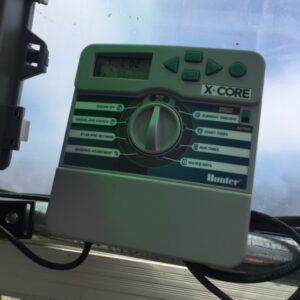urban farming irrigation timer