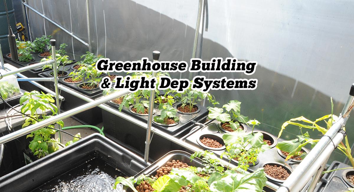 Light Dep Systems u0026 Greenhouse Building Guide - GROZINEGROZINE