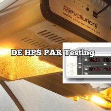DE HPS PAR Testing DECEPTION