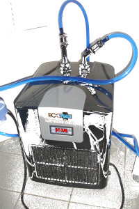 hydroponics water chiller