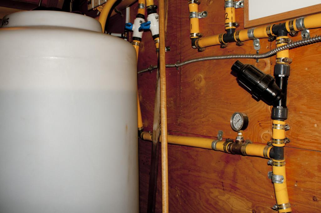 professional hydroponics reservoir
