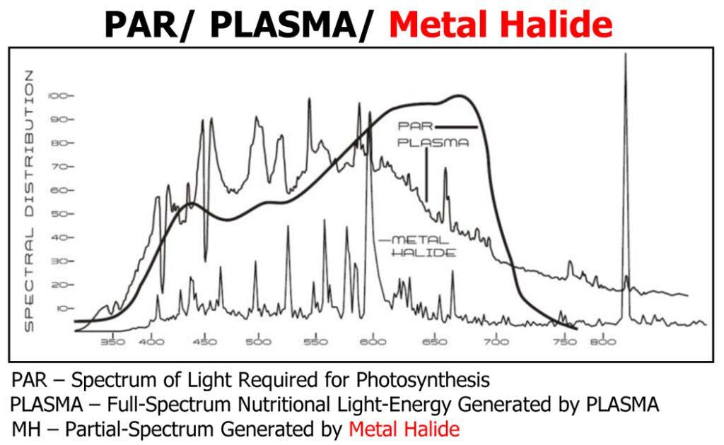 hydroponics plasma lighting mh compare