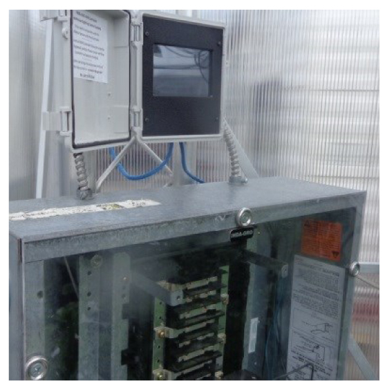 inda gro lighting controller hydroponics adr