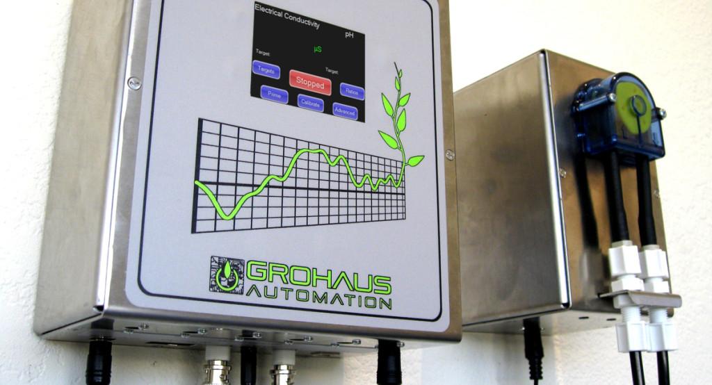 hydroponics doser computer controls