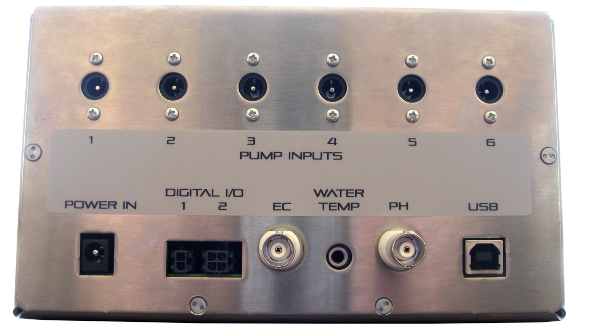 Hydroponics Dosing Computer Controls - GROZINEGROZINE
