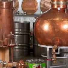 Legal Moonshine Limestone Branch Distillery