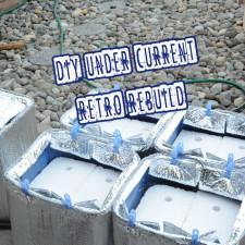 Under Current Hydro System Retro Rebuild