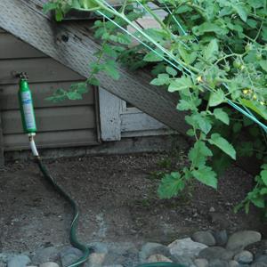carbon chlorine filter hydrologic gardening