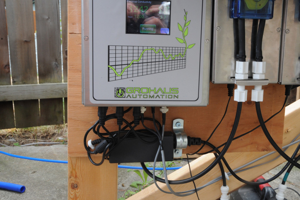 hydroponic automation systems