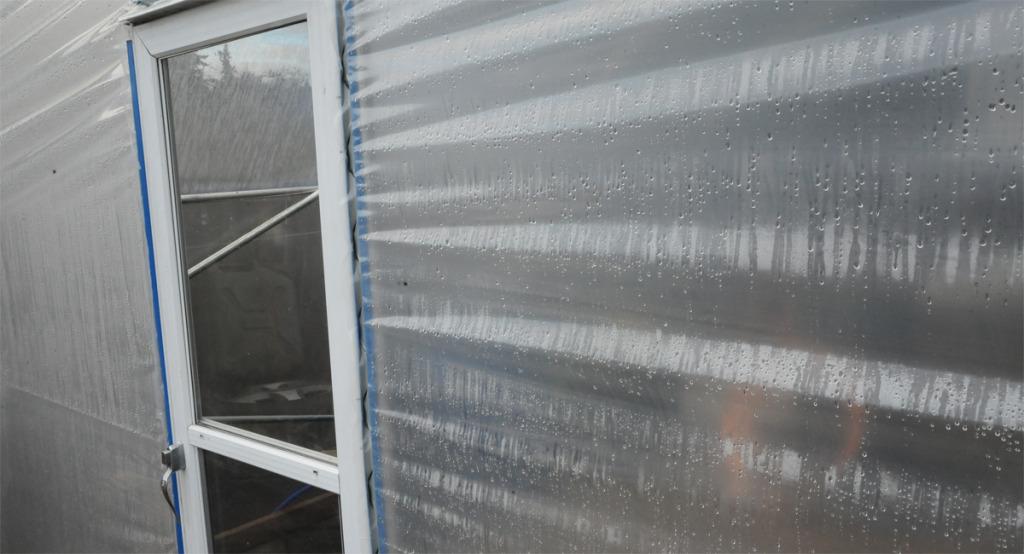 hobby greenhouse heating