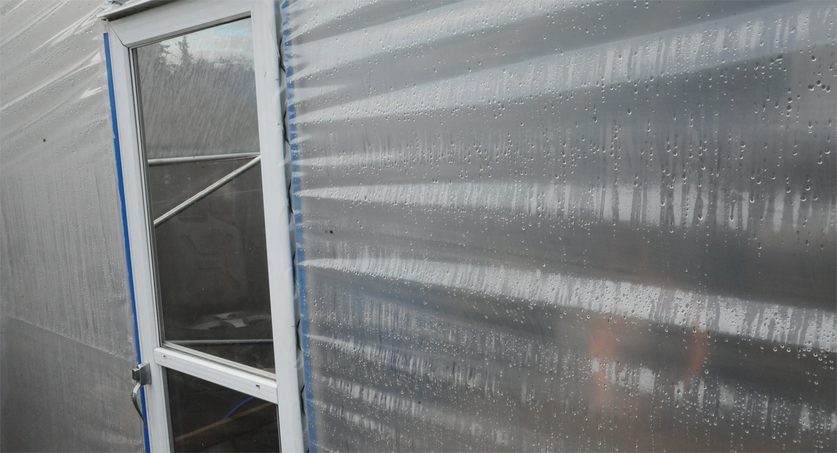 Backyard Greenhouse Heating Grozinegrozine
