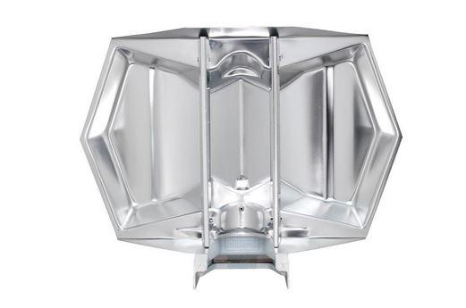 pl lighting wide reflector