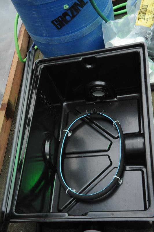 air hose hydroponics