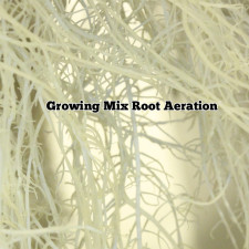 Growing Mix Root Aeration