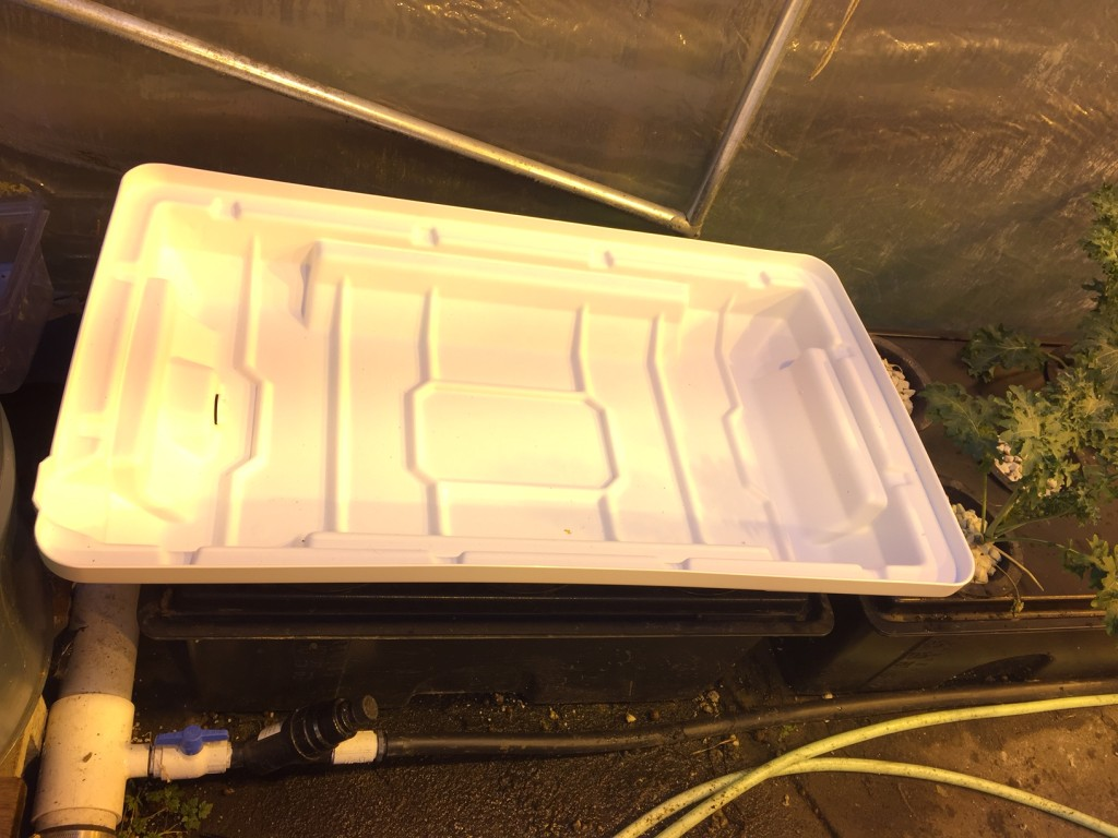 low profile aeroponic cloner