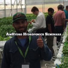 Hydroponics Seminars, AmHydro